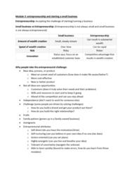 AFM131 Lecture Notes - Lecture 3: Legal Personality, Sole Proprietorship, Organizational Culture