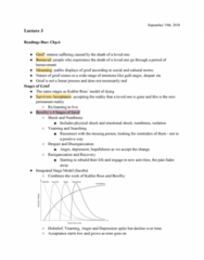 PSYC 208 Lecture Notes - Lecture 3: Missing Person, Hypoesthesia
