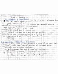 PHYSICS 3C Chapter 15: Week 2 Reading 15.1-9