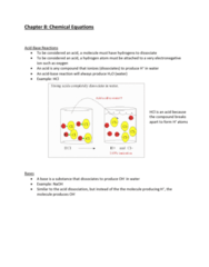 CHEM-C 101 Lecture Notes - Lecture 21: Sodium Hydroxide, Electronegativity