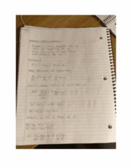 MATH 1300 Lecture 31: Implicit Differentiation