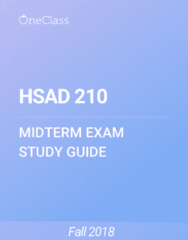 HSAD 210 Study Guide - Winter 2018, Comprehensive Midterm Notes - Farjana, Ethics, Bioethics