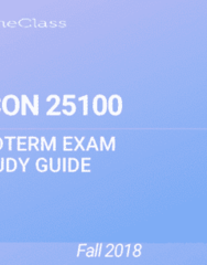 ECON 25100 Study Guide - Fall 2018, Comprehensive Midterm Notes - Volt-Ampere, Hove, Confidence Trick