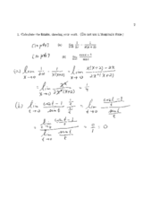 MATH 31A Final: UCLA Math 31A Final Exam