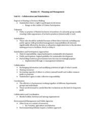 ENVIRSC 2EI3 Lecture Notes - Lecture 5: Precautionary Principle, Strategic Environmental Assessment, Alternative Dispute Resolution