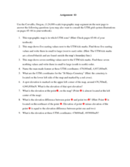 GIS-3015 Chapter 3: Assignment 03