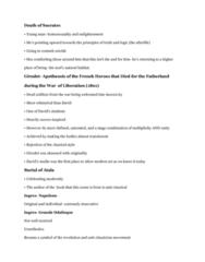 ARTH 2620 Lecture Notes - Lecture 4: Grande Odalisque, Anne-Louis Girodet De Roussy-Trioson