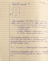 ECON 203 Lecture 13: Principles of Macroeconomics