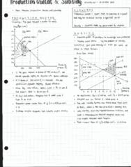 ECON 101 Lecture Notes - Lecture 20: Production Quota, Economic Surplus, Gout