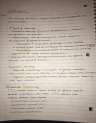 PSY100H1 Chapter Notes - Chapter 8: Classical Conditioning, Actian, Rein