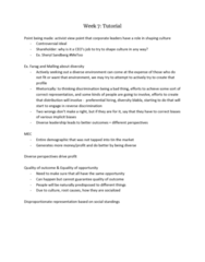 PHILOS 2N03 Lecture Notes - Lecture 14: Sheryl Sandberg, Reverse Discrimination, Me Too Movement