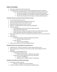 MGEA01H3 Lecture Notes - Lecture 1: Opportunity Cost, Human Resources, Government Spending