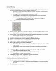 MGEA01H3 Lecture Notes - Lecture 5: Demand Curve, Midpoint Method, Inferior Good