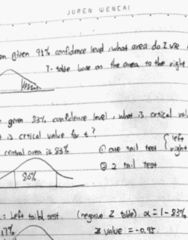 MATH 1P98 Lecture 28: Review (test 2)