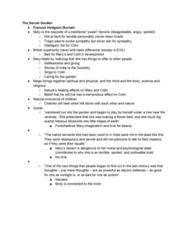 English 2033E Study Guide - Final Guide: Veranda, Plastic Letters, Miss Trunchbull