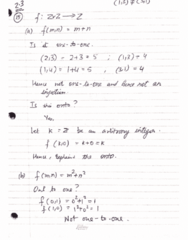 MATH 1P66 Lecture 20: Mathematical Induction