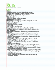 MGMT 10 Chapter 13: Ch. 13 Notes