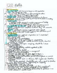 MGMT 10 Chapter 20: C20 Notes