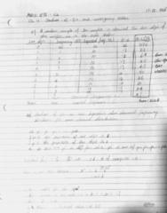 MATH 1P98 Lecture 31: Ch.11