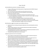 BIOB50H3 Chapter Notes - Chapter 1: Tenuis Consonant, Field Experiment, Nutrient Cycle