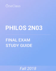 PHILOS 2N03 Study Guide - Comprehensive Final Exam Guide - Consequentialism, Me Too Movement, Deontological Ethics