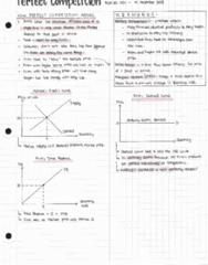 ECON 101 Lecture Notes - Lecture 33: Marginal Revenue, Demand Curve