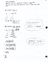 MAT133Y5 Lecture 22: Limits to infinity and asymptotes
