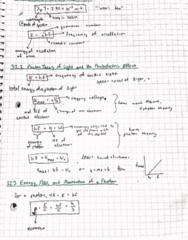 PHYSICS 3C Chapter 37: Week 9 Reading