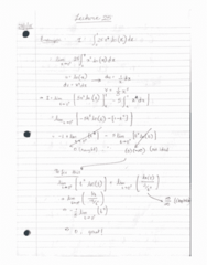 MATH 1004 Lecture Notes - Lecture 25: Arve, Bes