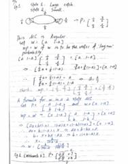 MATH-M 118 Lecture 46: Markov Chains(4)