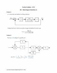 PROCTECH 3CT3 Midterm: 3CT3 M5 Practice Problems Answers