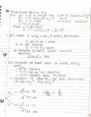 MATH-M 118 Lecture 47: Final Exam Review 2