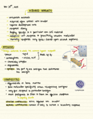 BIOL 2053 Lecture Notes - Lecture 49: Epitope, Antigen, Macrophage