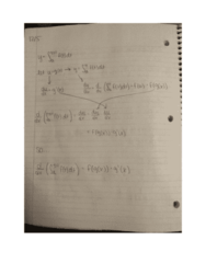 """MATH 1300 Lecture 73: """"U"""" Substitution and Integral with Upper and Lower Bounds both Functions"""