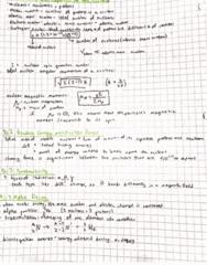 PHYSICS 3C Chapter 41: Week 10 Reading