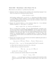MA 3065 Lecture Notes - Lecture 2: Lipschitz Continuity, Eikonal Equation, Viscosity Solution