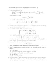 MA 3065 Lecture Notes - Lecture 9: Leibniz Integral Rule, Unit Disk, Unit Square