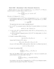 MA 3065 Lecture Notes - Lecture 7: Rayleigh Quotient, Symmetric Matrix, Ellipse