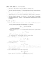 MA 3065 Midterm: midterm1_sample