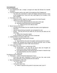 MMW 14 Chapter Notes - Chapter Reading: Gottfried Wilhelm Leibniz, Montesquieu, Pierre Bayle