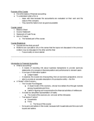 ECON 4 Lecture Notes - Lecture 1: Financial Accounting, Income Statement, Form 10-Q