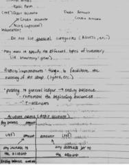 ACCTG 215 Lecture 3: Journal Entries and the Income Statement