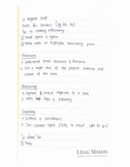 ENG-W 131 Chapter Notes - Chapter 1-4: Henry David Thoreau, Ney, Telomerase Reverse Transcriptase