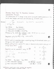 PHYS 102 Lecture 2: Phys102 Lecture 2 notes WINTER 2019