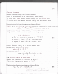 PHYS 102 Lecture Notes - Lecture 3: Test Particle