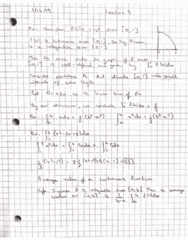 MAT 21B Lecture 5: Average Value and Fundamental