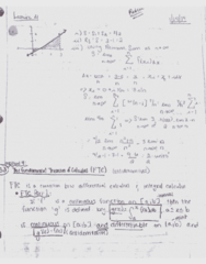 MATH 2B Lecture 4: 44370-Math 2B Lecture 4 Notes-The Fundamental Theorem of Calculus (FTC)