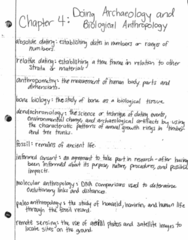 ANTHRCUL 101 Chapter Notes - Chapter 4: Taphonomy