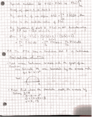 MAT 21B Lecture 6: Fundamental Theorem of Calculus