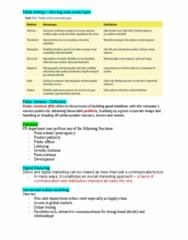 MGMT100 Quiz: week 8 A